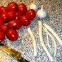 Хреновина с помидорами и чесноком на зиму