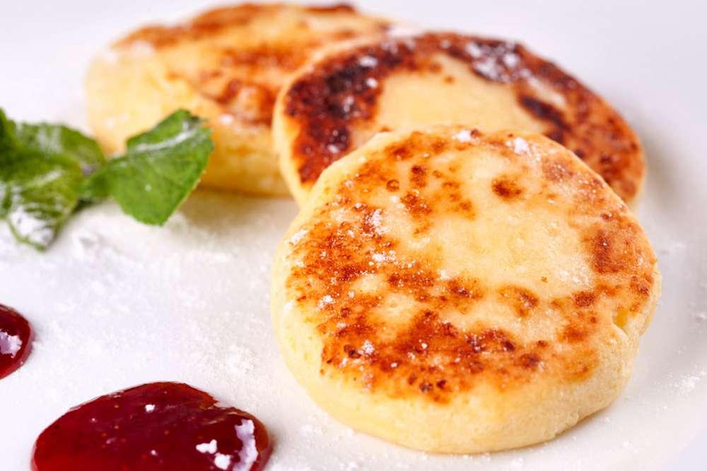 Сырники рецепт вкусно и просто