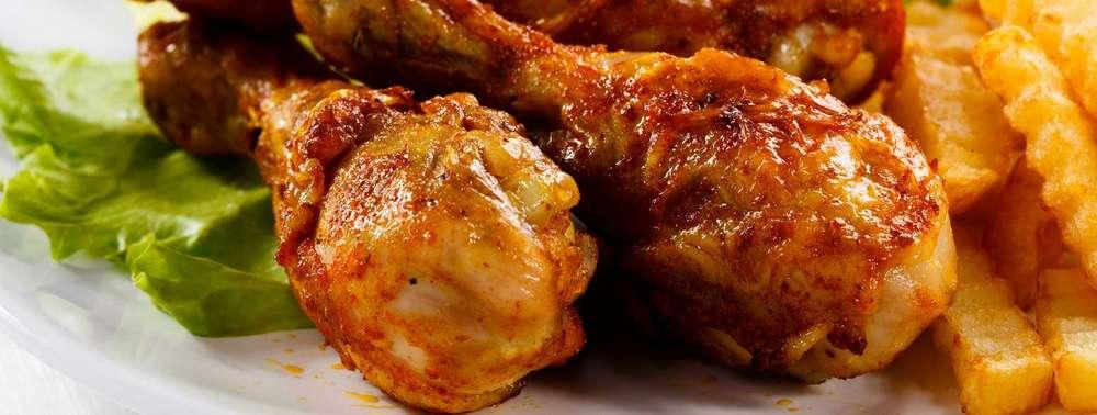 Куриные ножки. Рецепты вкусной курицы