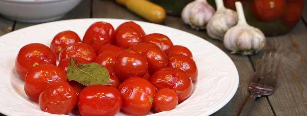 Вкусные маринованные помидоры. Рецепты