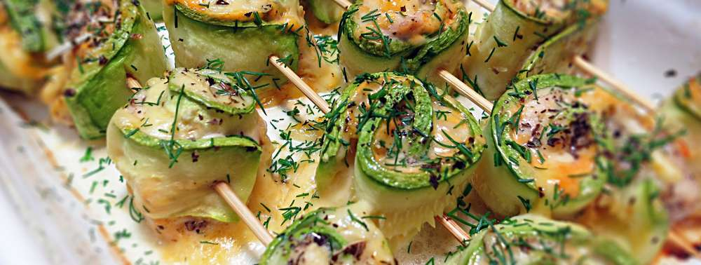 Кабачки. Рецепты с кабачками