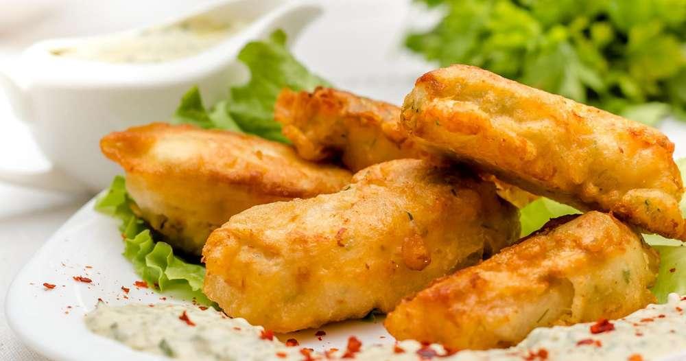 Рыба в кляре рецепт пошагово тилапия