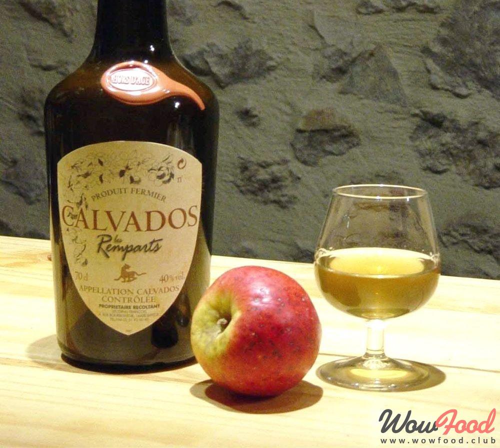 рецепты коктейлей с calvados