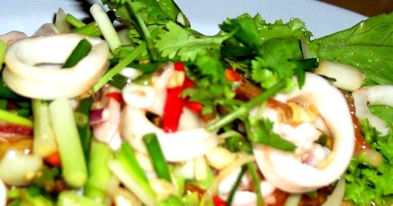 салат по тайски с рецептом