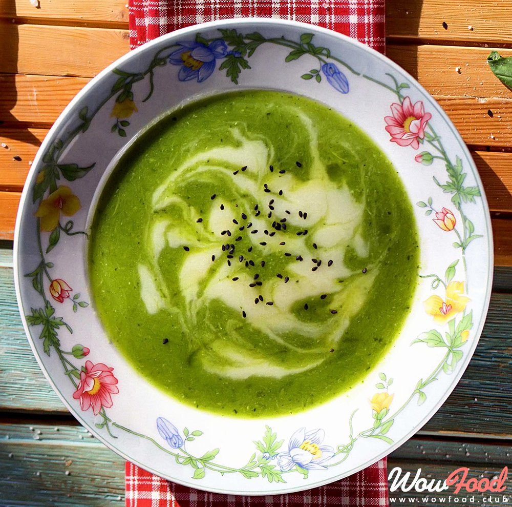 как приготовить суп из брокколи и цветной капусты