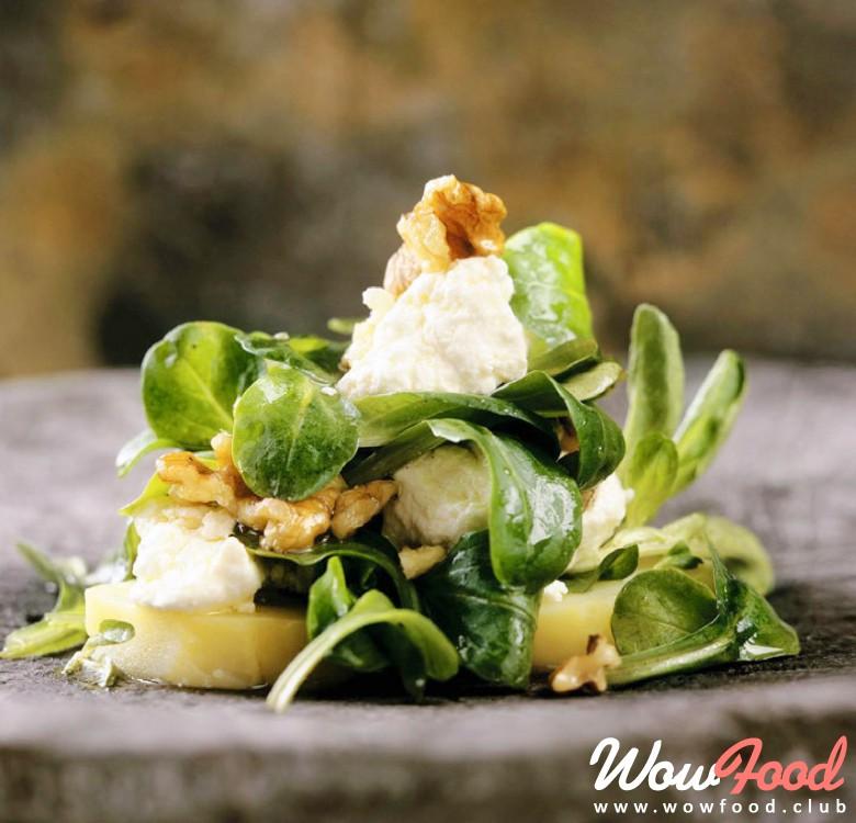 Салат с оливковым маслом рецепт с фото картинки