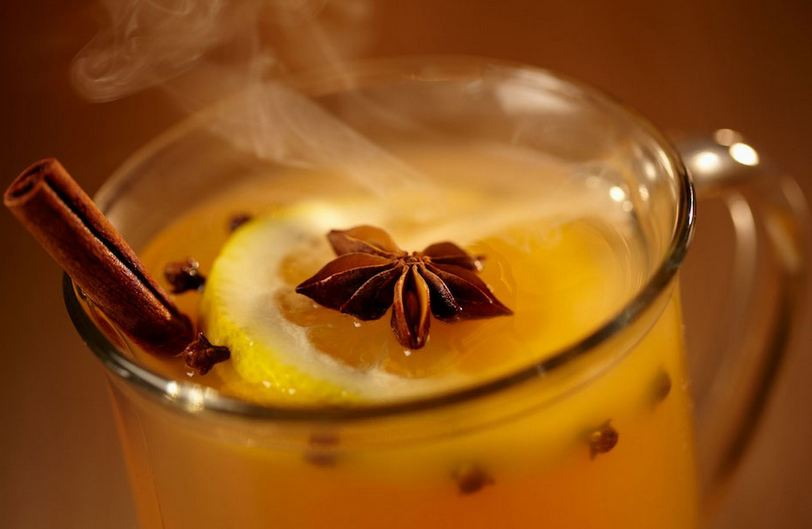Hot Toddy. Горячий Тодди
