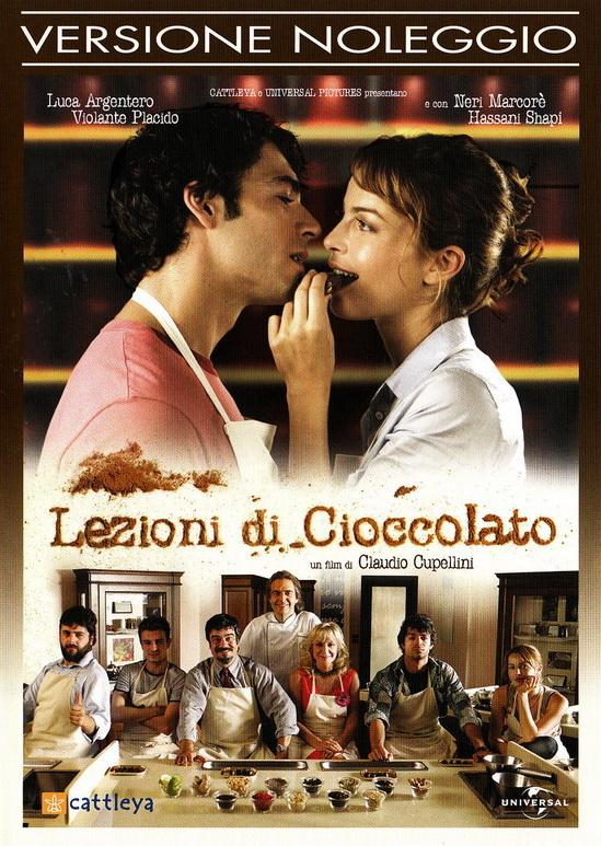 Уроки шоколада