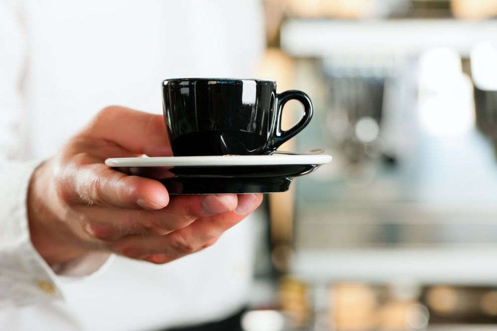 Кофеин повышает работоспособность