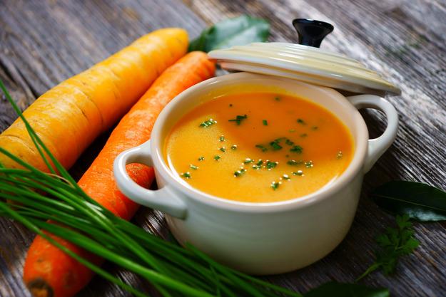 Горячие супы в ежедневном рационе