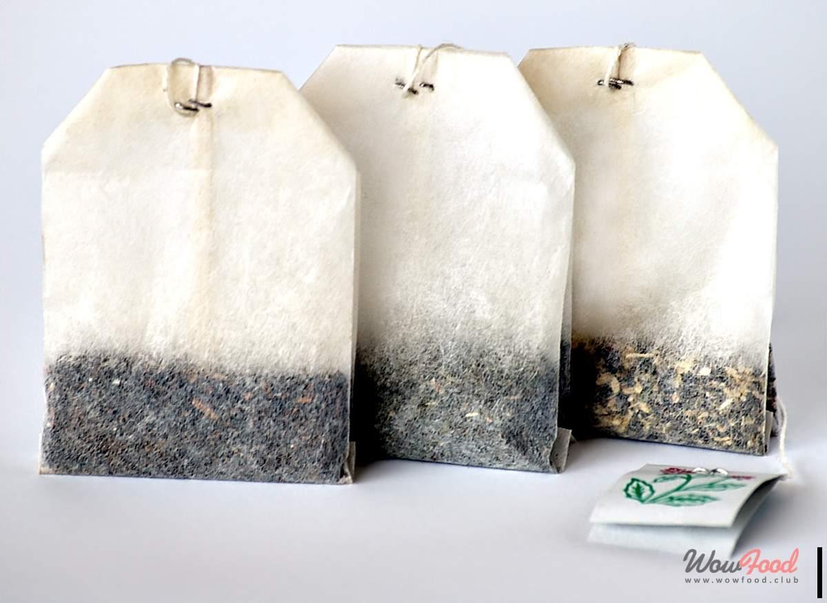 Мельче не бывает: состав чайного пакета