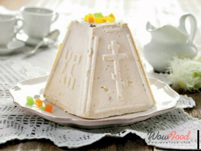 Готовим Десерты Пасха Царская