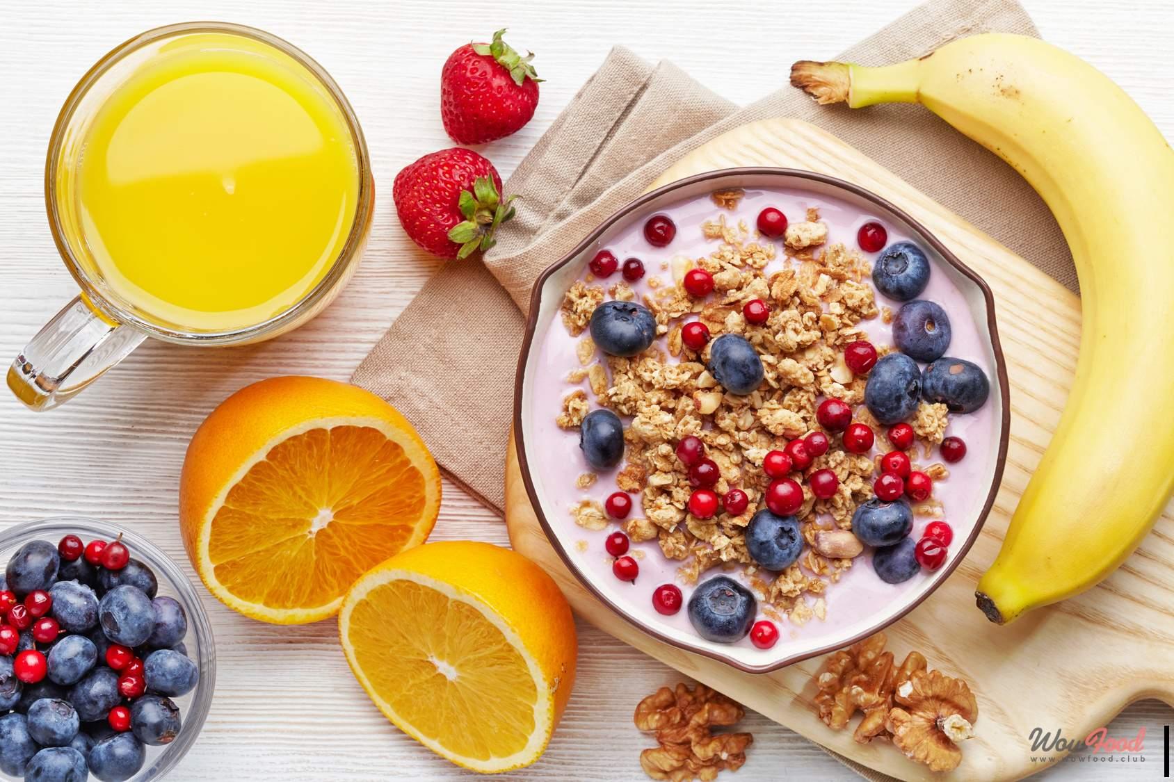 5 лучших вариантов завтрака на скорую руку