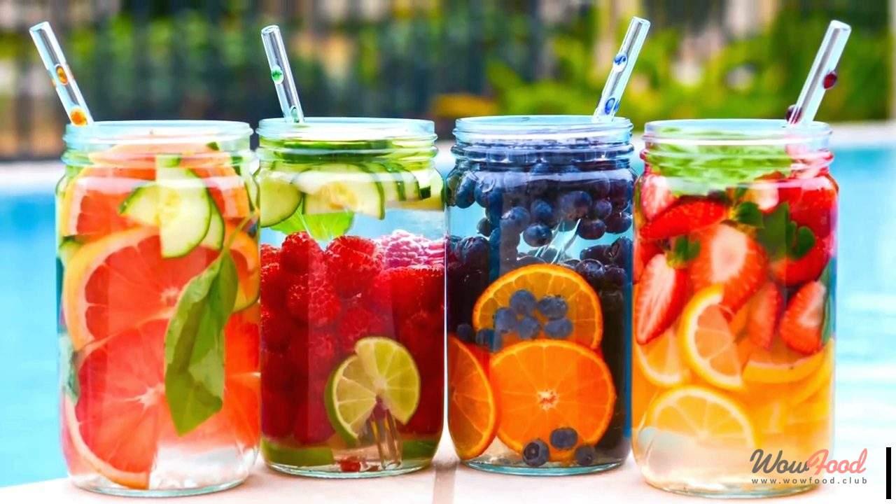 Самые бодрящие летние напитки