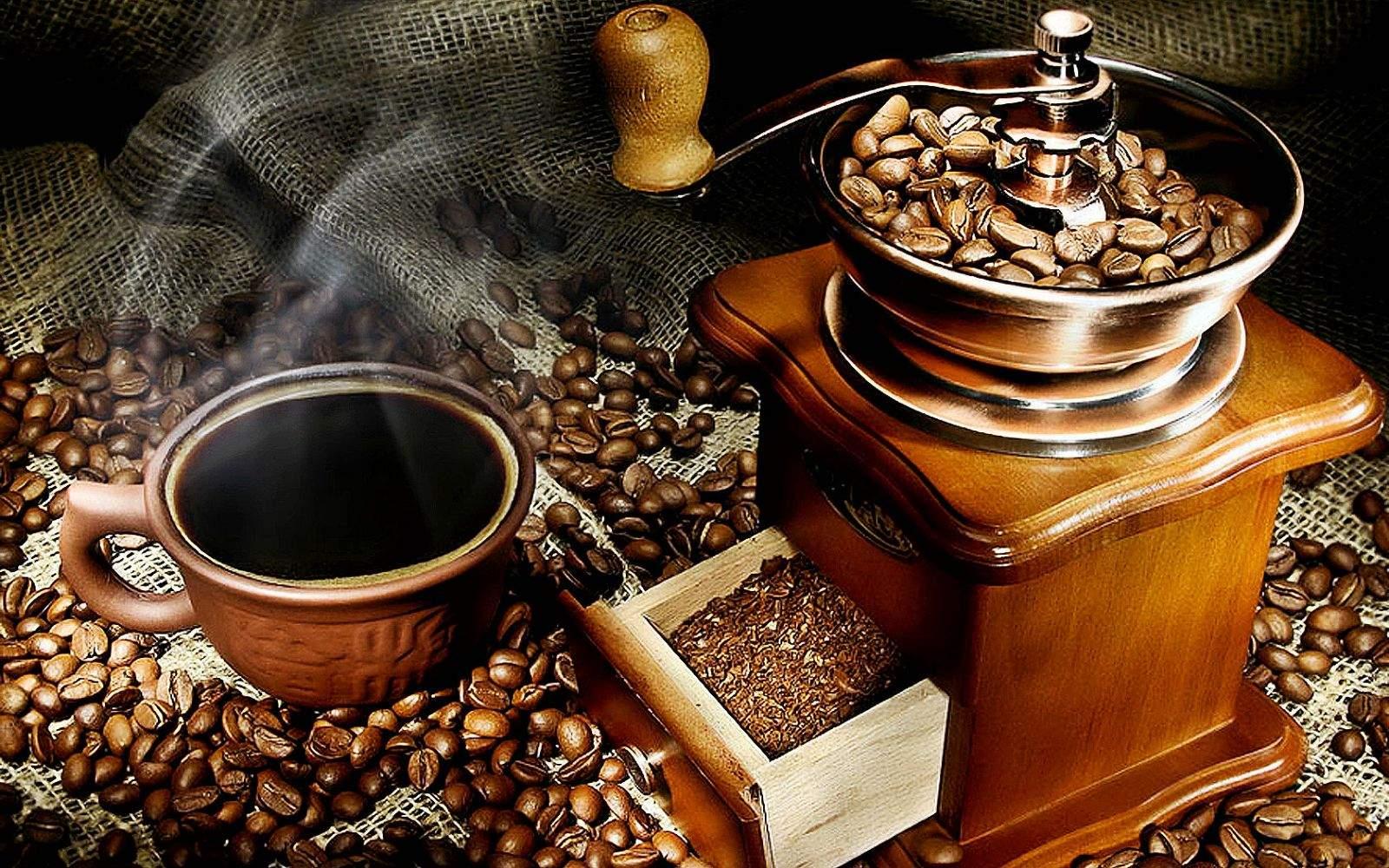 Откажитесь от молотого кофе
