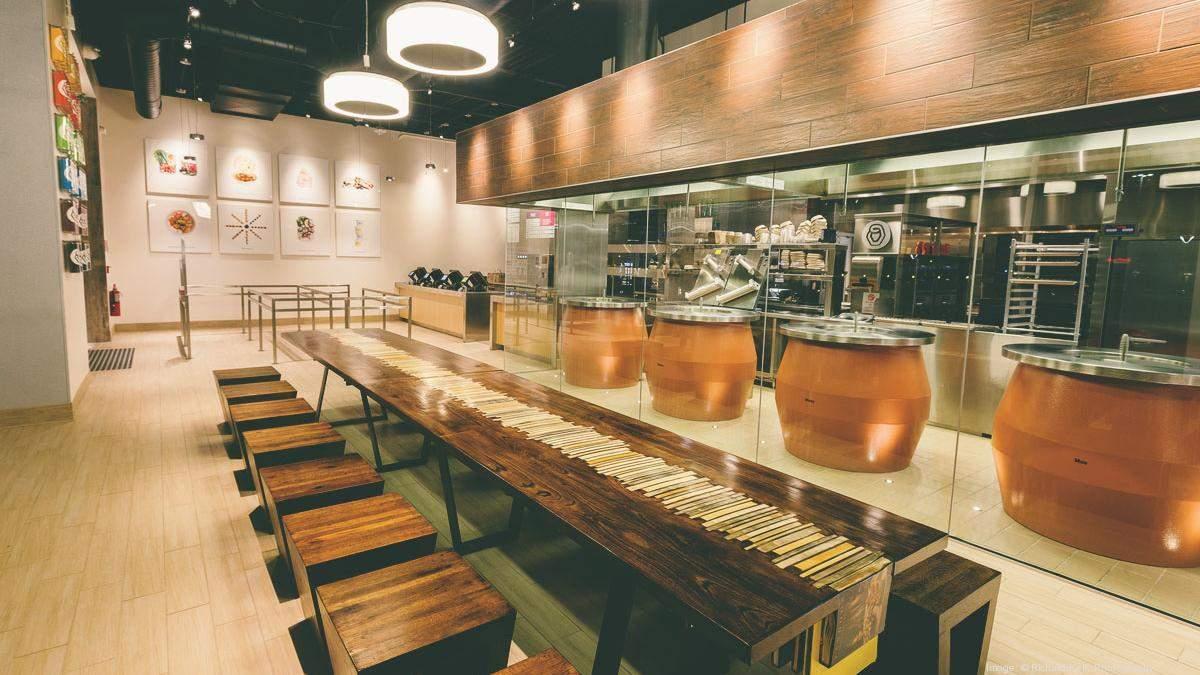 Три кухни будущего