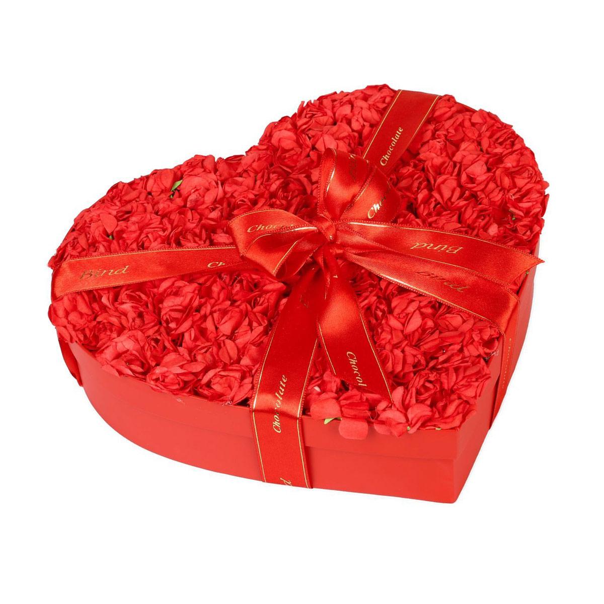 Bind Сердце - набор шоколадных конфет