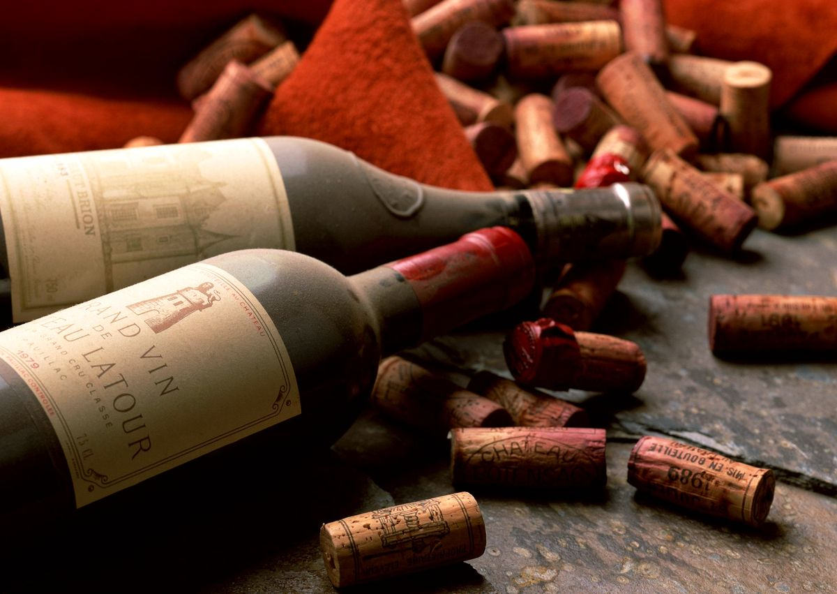 Ошибка №7: подавать красное вино к рыбе