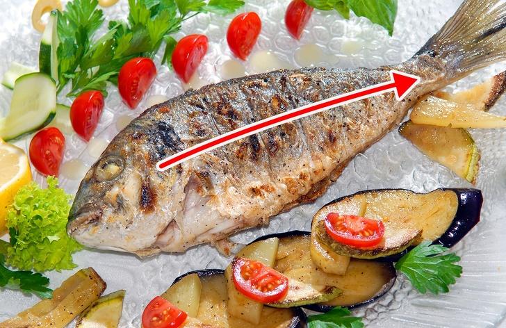 Рыба целиком