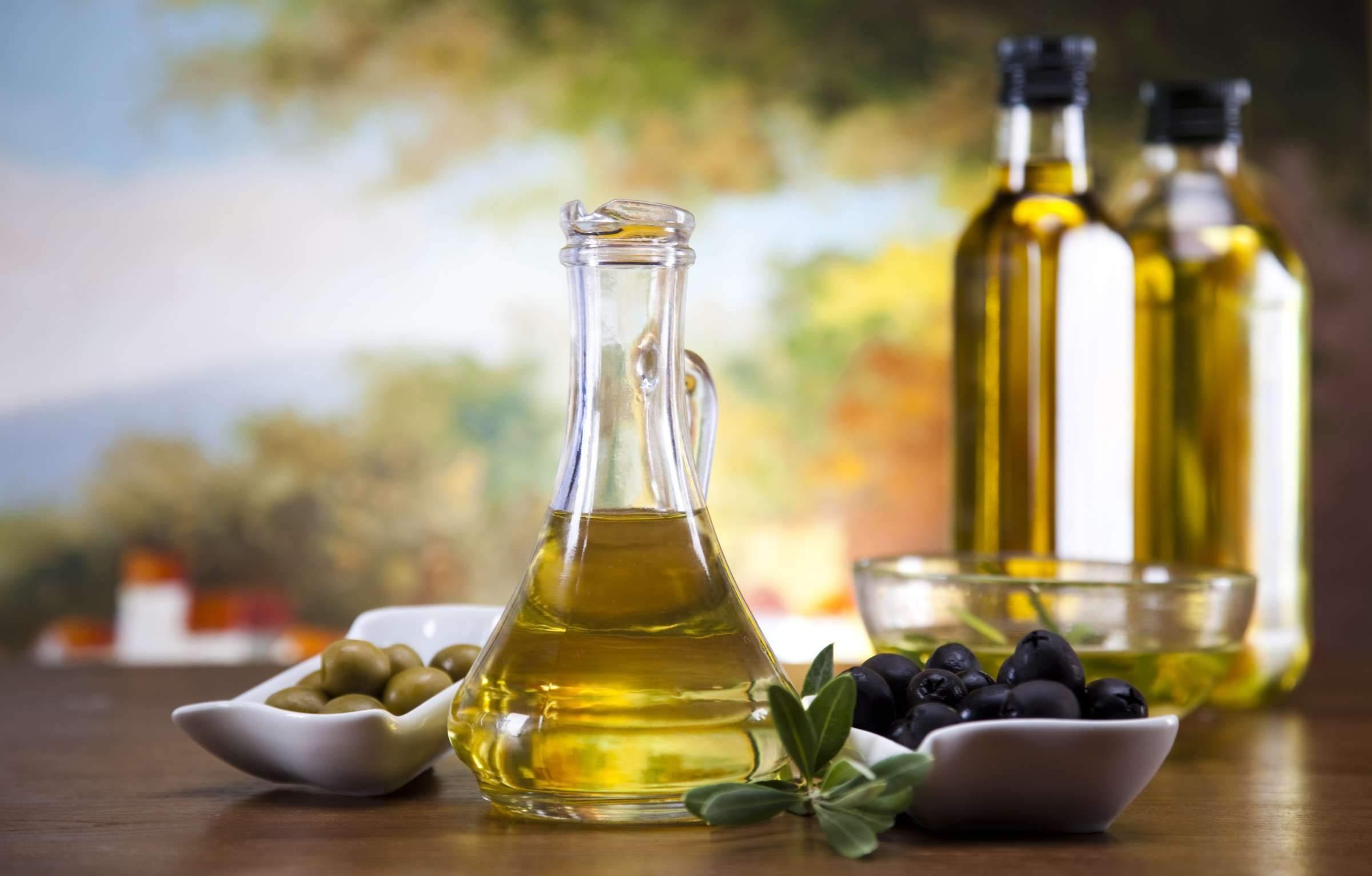 Использовать оливковое масло вместо другого растительного